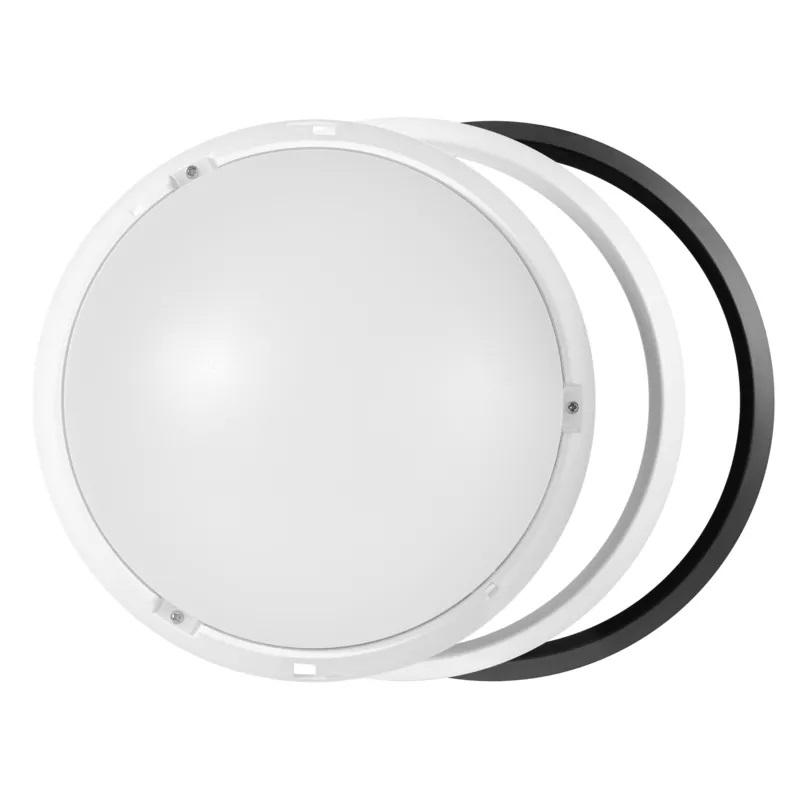 EMOS ZM3230  LED přisazené svítidlo, kruhové č/b 14W neutrální bílá