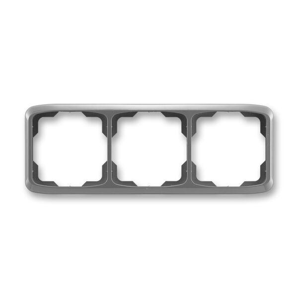 ABB 3901A-B30 S2 Rámeček trojnásobný, vodorovný