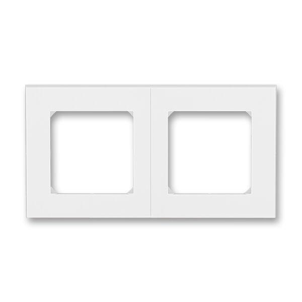 ABB 3901H-A05020 01 Rámeček dvojnásobný, pro vodorovnou i svislou montáž