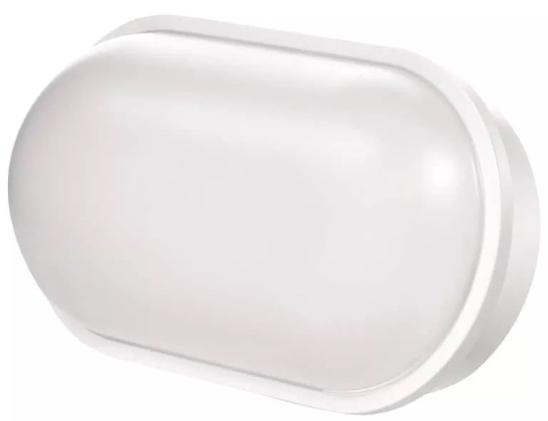 EMOS ZM3020 LED přisazené svítidlo, oválné bílé 20W neutrální bílá, IP65