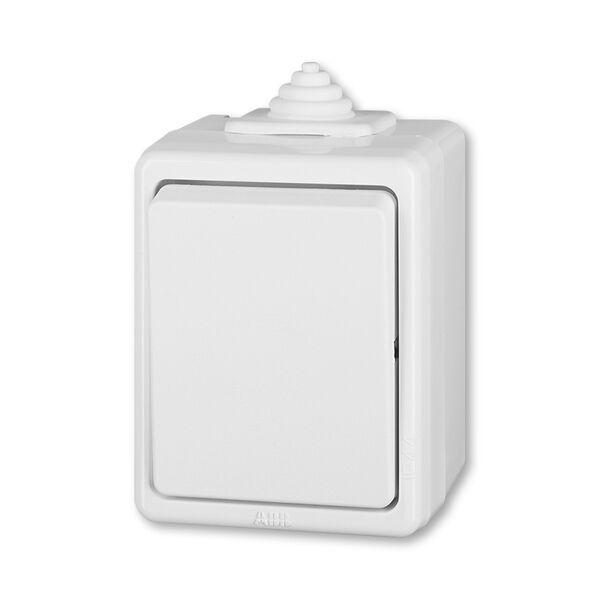 ABB 3553-80929 B Ovládač zapínací, řaz. 1/0, IP 44