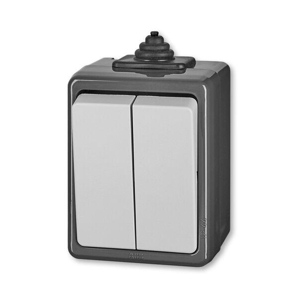 ABB 3553-05929 S Přepínač sériový, řaz.5, IP 44