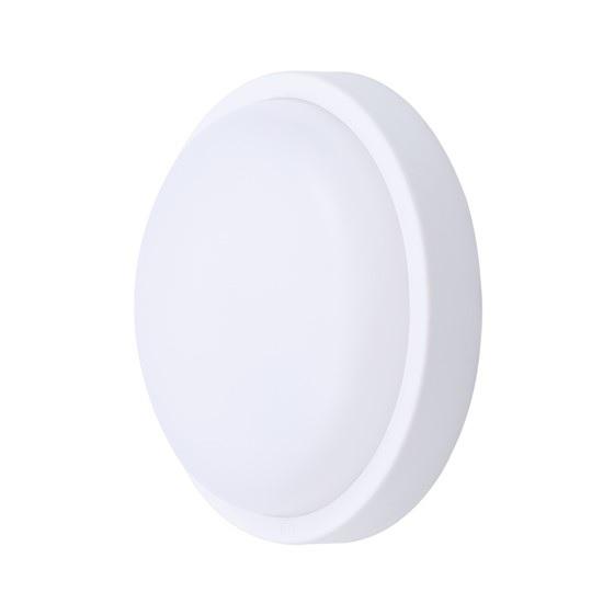 SOLIGHT WO745 LED venkovní osvětlení kulaté, 13W, 910lm, 4000K, IP54, 17cm