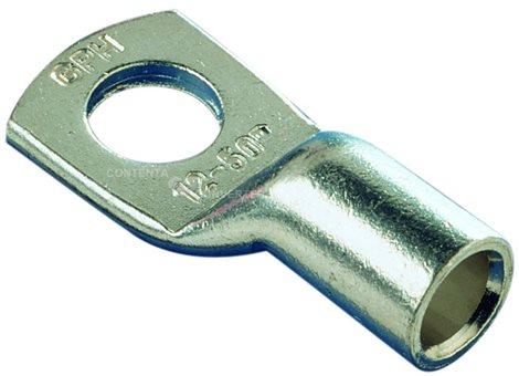 Oko lisovací 10x6 KU-L lehčené ( 10mm/M6 ) balení 10ks