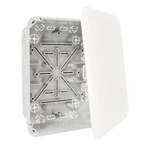 KOPOS KT 250/1 KB skříň rozvodná šedá s víčkem VKT 250/L