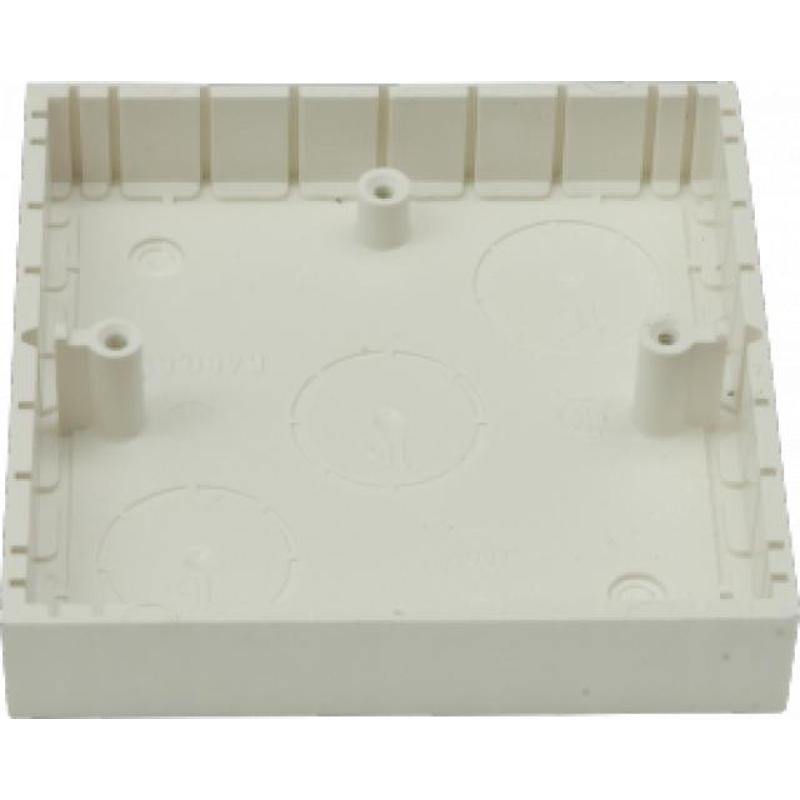 SEZ 6480-10 (10000565.00) Krabice lištová 1x bez víčka hranatá