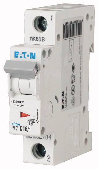 EATON PL7-C16/1 Jistič
