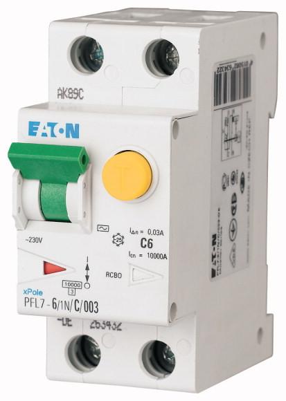 EATON PFL7-6/1N/B/003 Chránič s jističem