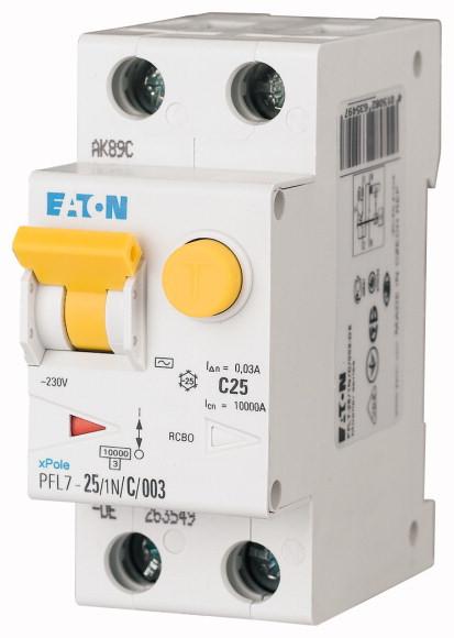 EATON PFL7-25/1N/B/003 Chránič s jističem