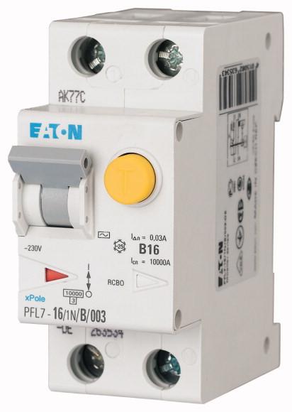EATON PFL7-16/1N/B/003-A chránič s jističem