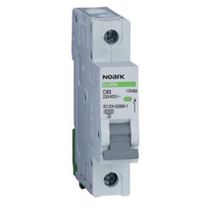 NOARK 100096 Ex9BN 1P C10 Jistič 10A 1P C 6kA