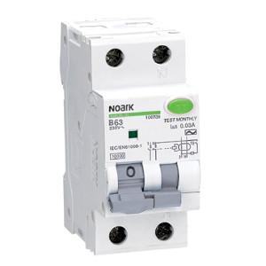 NOARK 100772 Ex9CBL-H 1PN B10 30mA Chránič s nadproudovou ochranou