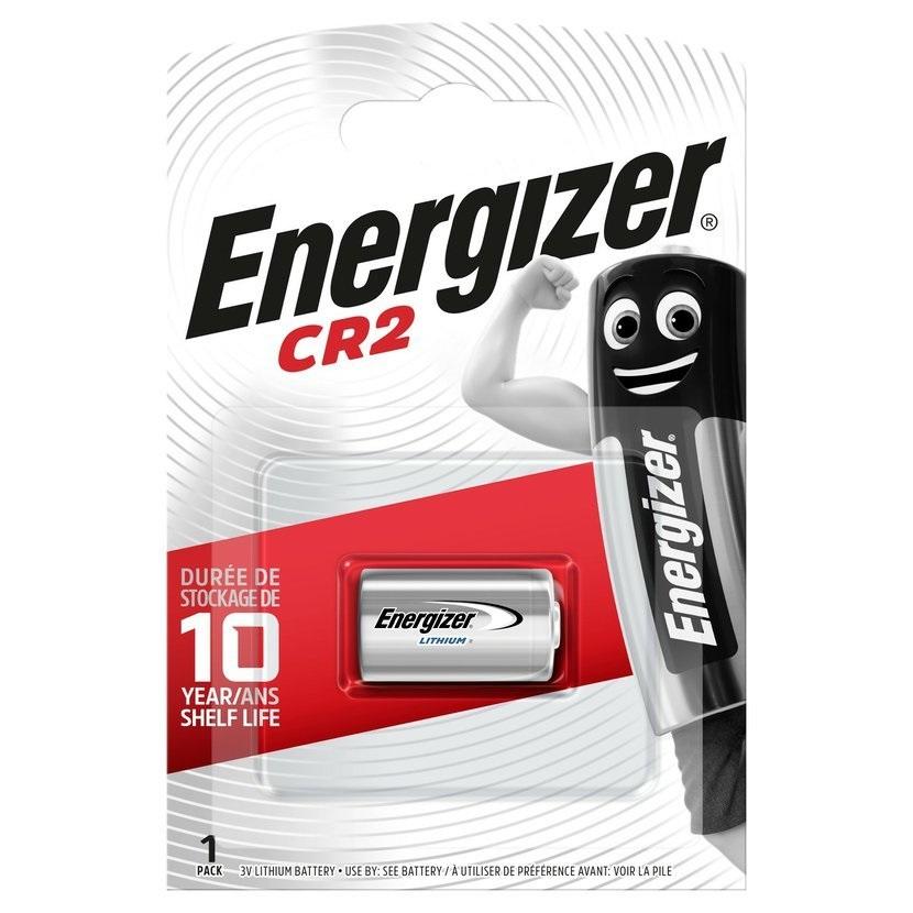ENERGIZER Baterie CR2, 1 ks (blistr)