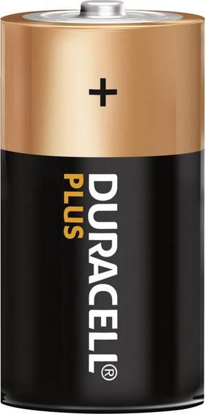 DURACELL Plus LR14 Baterie malé mono C alkalicko-manganová 1.5 V 2 ks