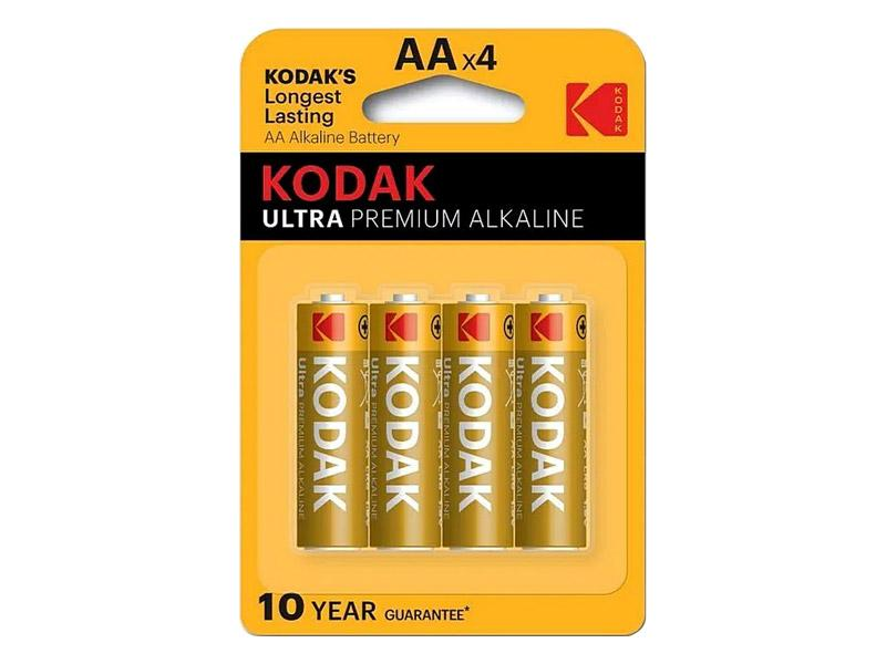 KODAK Ultra Digital Alkalické baterie KAA-4