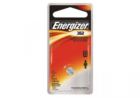 ENERGIZER Hodinková baterie 362/SR58 1,55V Ag2O, 27mAh