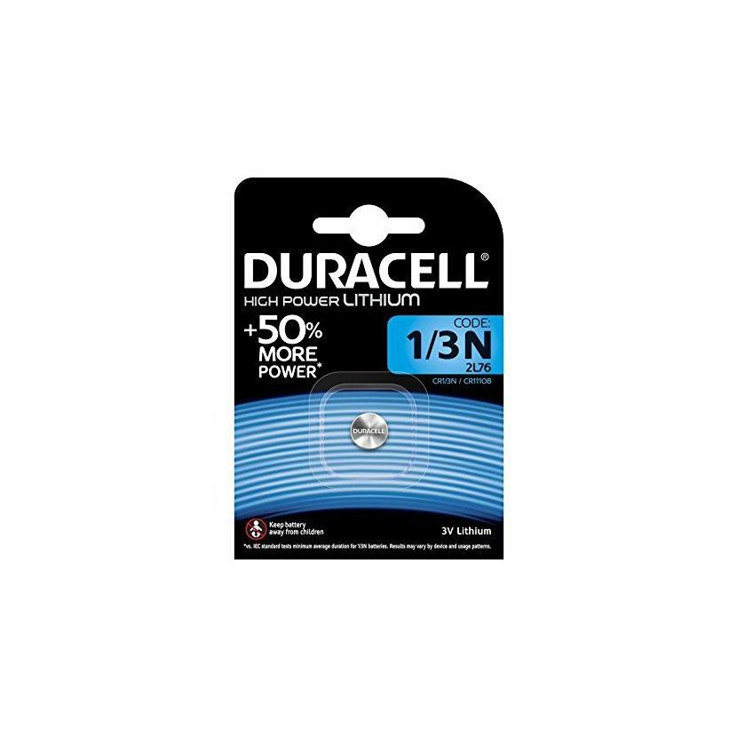 DURACELL Baterie CR1/3N, 1 ks (blistr)
