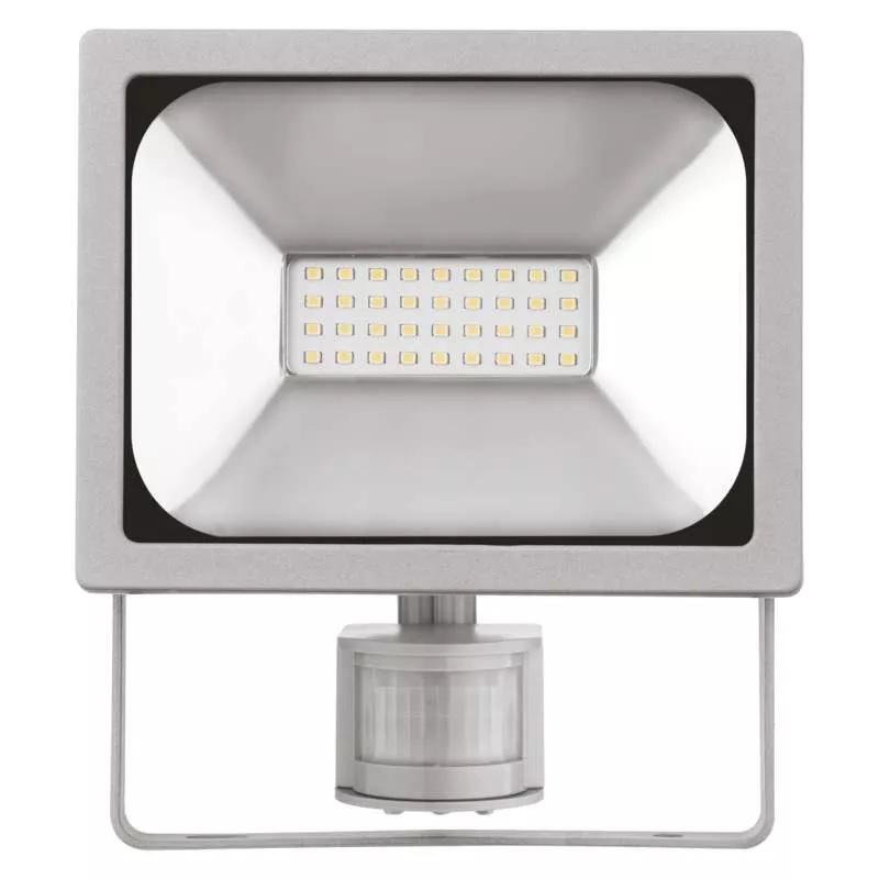 EMOS LED reflektor PROFI s pohybovým čidlem, 20W neutrální bílá (ZS2720)