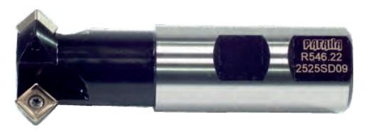 Frézy s VBD R546.22