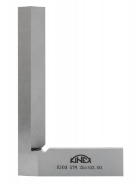 Úhelník nožový 100x63mm, ČSN 25 5103