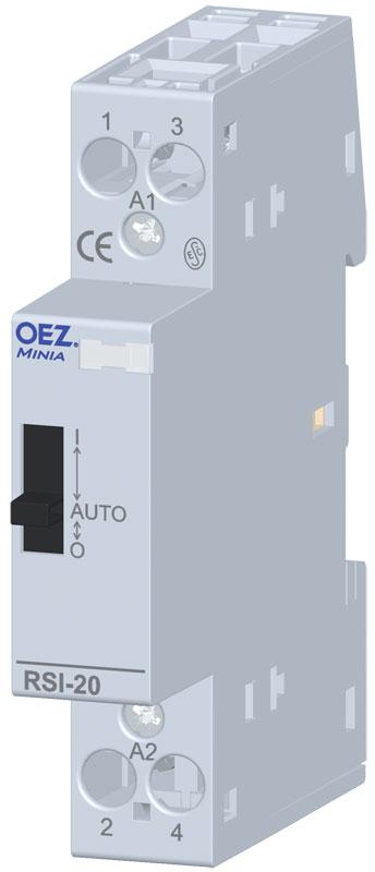 OEZ RSI-20-20-A230-M Instalační stykač