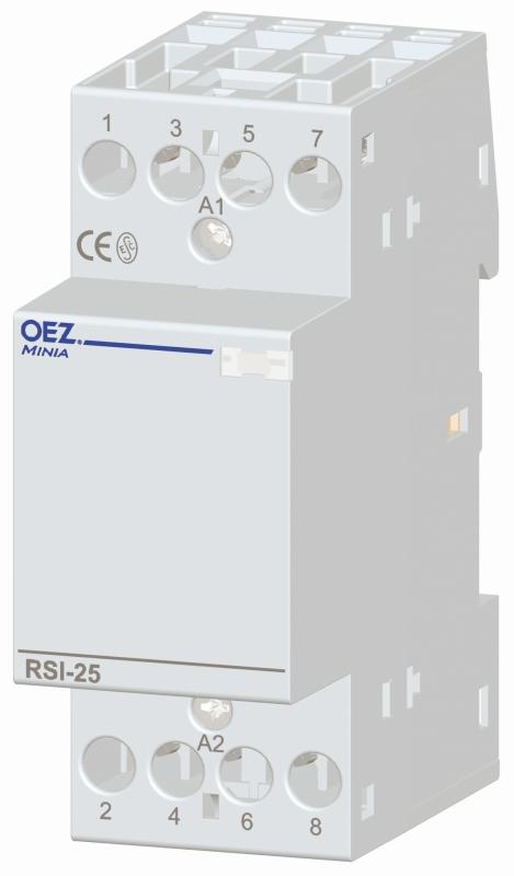 OEZ RSI-25-40-A230 Instalační stykač