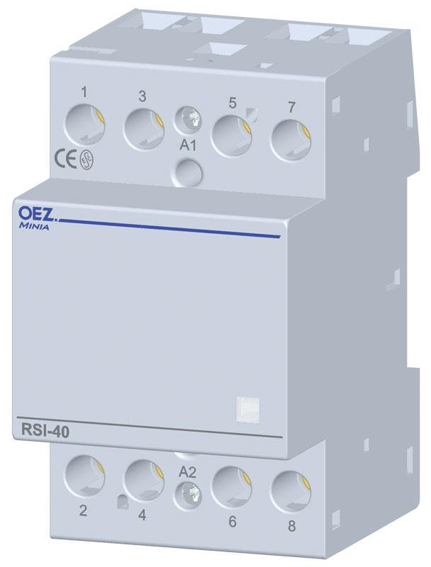 OEZ RSI-40-40-A230 Instalační stykač