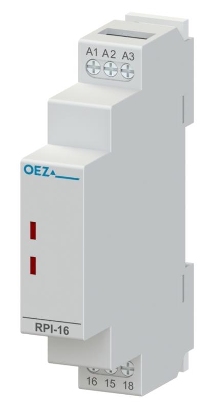 OEZ RPI-16-001-X230-SC Instalační relé
