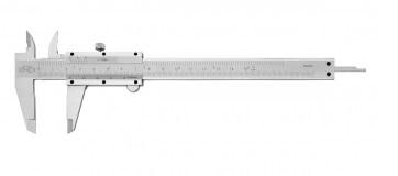 Kinex Mechanické posuvné měřítko 0-150mm, přesnost 0,05mm, 6000-1