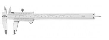 Kinex Mechanické posuvné měřítko 0-160mm, přesnost 0,02mm, 6000-25