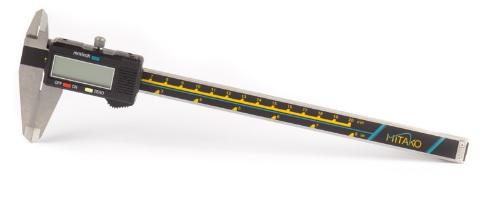 Mitako Digitální posuvné měřítko 150mm, dělení 0,01mm