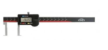 Kinex Digitální posuvné měřítko 200mm, dělení 0,01mm, pro vnitřní průměry