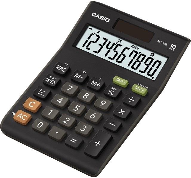 CASIO MS 10BS Kalkulačka stolní