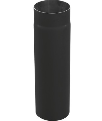 Roura kouřová pr. 130, tloušťka plechu 1,5mm, výběr velikostí