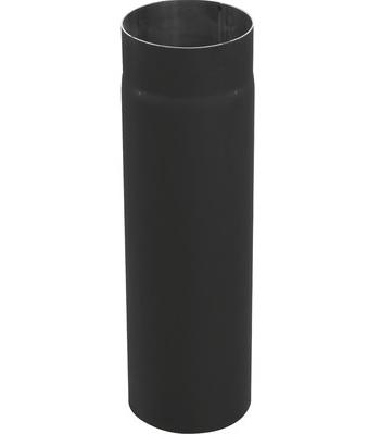 Roura kouřová pr. 200, 1000mm, tloušťka plechu 1,5mm,
