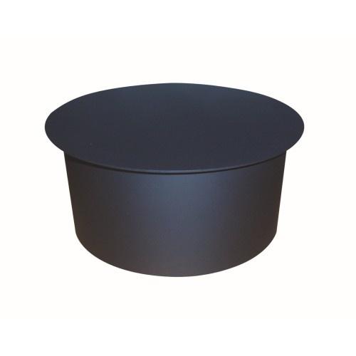 Záslepka kouřová pr. 160mm, tloušťka plechu 1,5mm