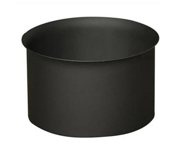 Zděř kouřová pr. 130mm, tloušťka plechu 1,5mm