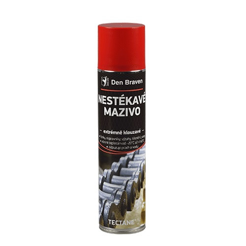 Den Braven Tectane Nestékavé mazivo 400 ml (TA00075)
