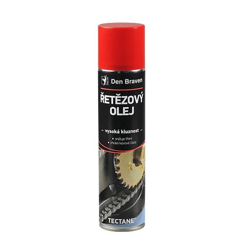 Den Braven Tectane Řetězový olej 400 ml (TA20201)