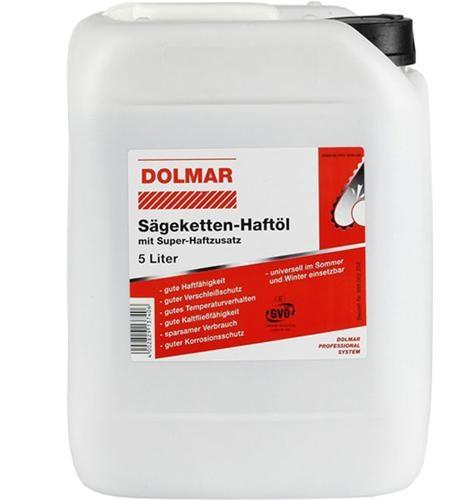 Makita 988003258 Olej na mazání řetězů Dolmar 5L