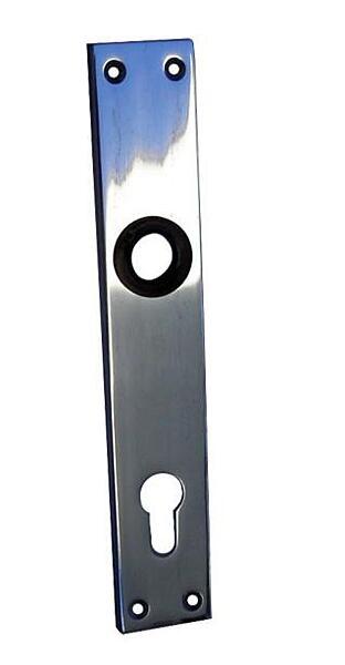 Štít dveřní, hliník, FAB 72