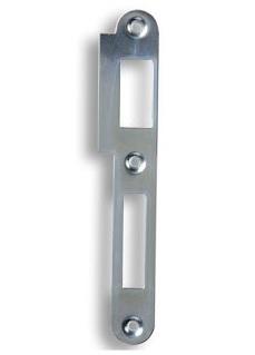 Protiplech K180 2/2 levý, zinek bílý
