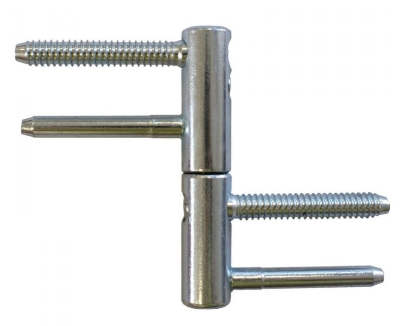 Dveřní závěs TRIO 15x83 bílý zinek