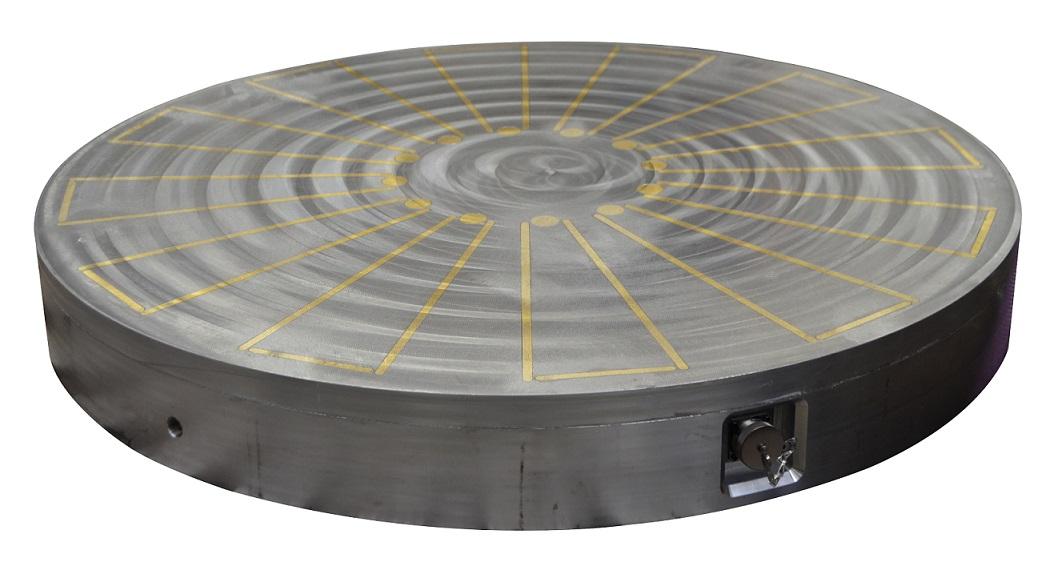 Elektropermanentní  kruhový magnetický upínač CIRCU EP