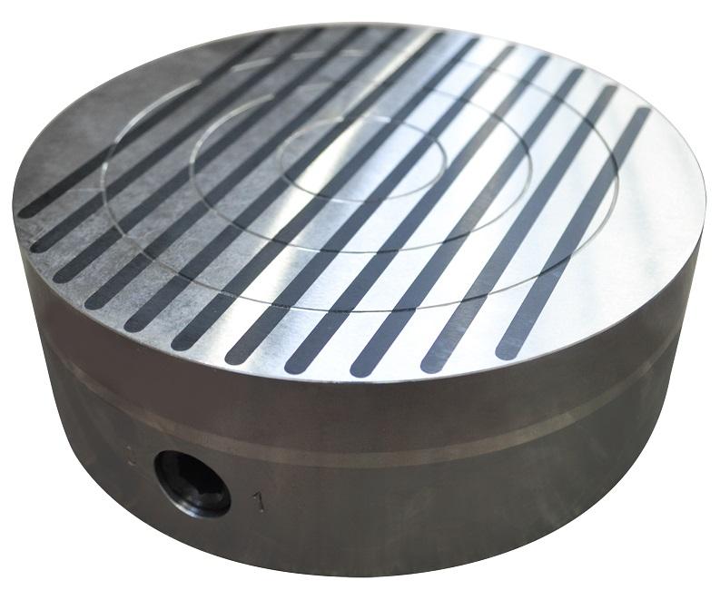Permanentní magnetický upínač na soustružení a kruhovou finalizaci PERMAGRIP