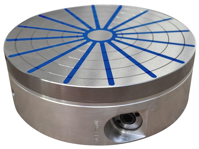 Permanentní magnetický upínač pro soustružení a broušení na kulato ALUSTAR