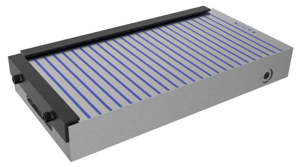 Permanentní magnetický upínač pro frézování NEOMILL COMPACT