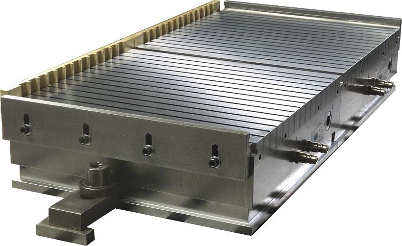 Permanentní magnetická upínací deska pro frézování NEOPOWER