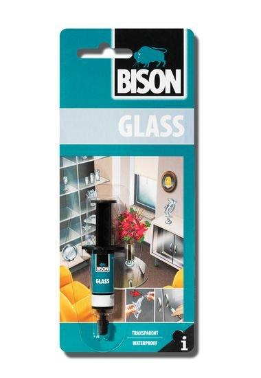 BISON 1746 GLASS Lepidlo na sklo 2 ml