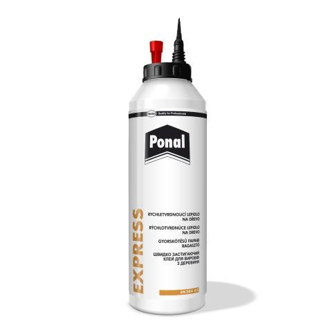 PONAL Express Rychletuhnoucí lepidlo 750 ml